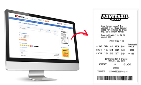 scan your ticket