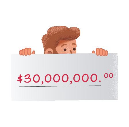 ¿Cuáles son los premios mayores más grandes del Lotto Texas?