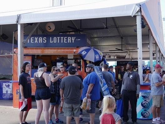 Cómo jugar a la lotería en Texas